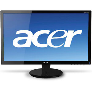 "Acer 18"" Monitor for sale"
