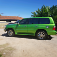 98 lexus lx 470 duel fuel with a new motor Greenmount Mundaring Area image 2