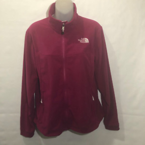 Northface Full Zip Womens LG