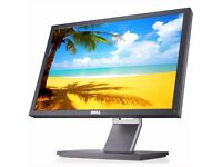 "Immaculate DELL 19"" WIDESCREEN TFT Monitors 1440x900 *With cables & warranty*"