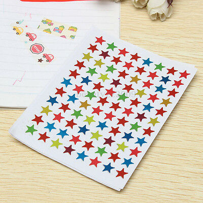 880Pcs Lot Star Shape Stickers Labels For Kids Teacher Reward DIY Craft](Crafts For Teachers)