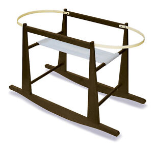 jolly jumper moses rocking basket stand ( Espresso)