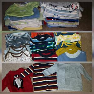Boys Newborn- 3mths clothing