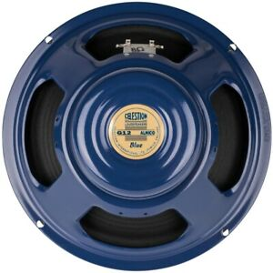 "Celestion Blue 8 ohm 12"" 15W Classic Guitar Speaker new"
