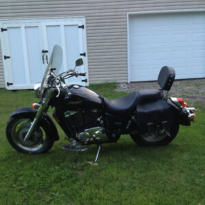 Honda Shadow Sabre 1100cc Low Mileage