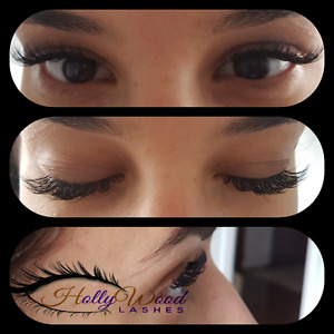 Temporary or Permanent Mink Eyelash Extensions West Island West Island Greater Montréal image 4
