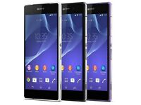 Sony Ericssion Xperia Z2 -16GB Unlocked Smart Phone grade A mix sim free