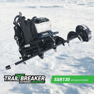 Sportsman Snowmobile Rack