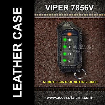 New Leather Case For Viper 7856V or 7656V Remote Controls For 4806V 5806V 3606V