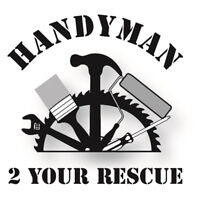 Reliable Affordable Handyman -416 833 6434 same/next day service