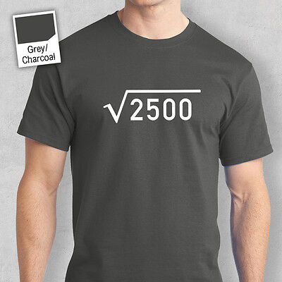 50th Birthday Gift Present Idea For Boys Dad Him 1968 Men T Shirt Tee Shirts 50  ()