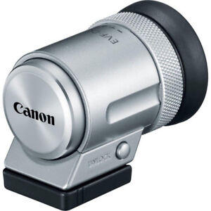 Canon EVF-DC2 Electronic Viewfinder, Silver - BRAND NEW/UNOPENED