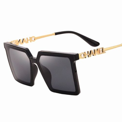 Classic Square Sunglasses Women Oversized High Quality Sunglass for Gift