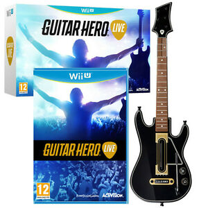 Guitar Hero Live for Wii U