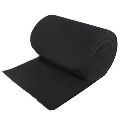 Black Car Home Air Conditioner Activated Carbon HEPA Air Purifiers Filter Fabric