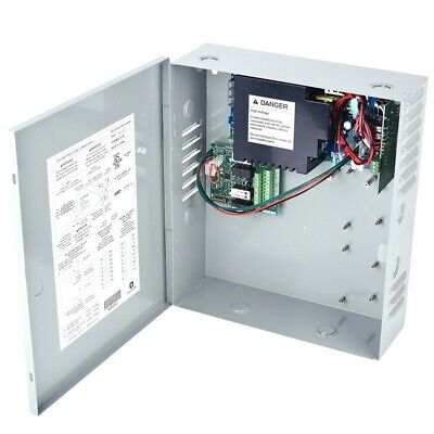 Ps914-2rs Von Duprin Steel Power Supply2-zone Control3 Outputs