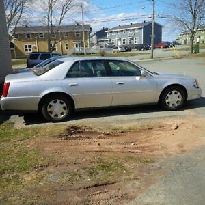 2002 Cadillac DeVille Driveable and Dependable Need gone ASAP!!!