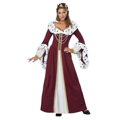 Royal Storybook Queen - Adult Costume
