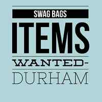 Swag Bags Items Wanted