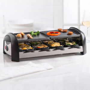 Trudeau LONGI Black Reversible 19-Piece Set Party Grill