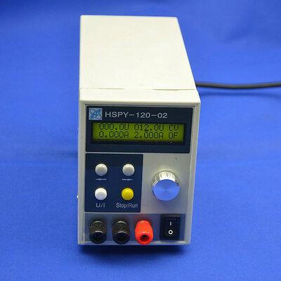 Plc Ac 110v To Dc 0-200v 0-2a Adjustable 400w Power Supply Regulator Portable