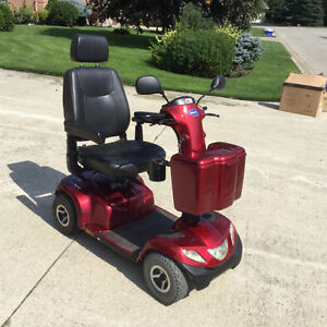 Pegasus 4 wheel  mobiliy scooter excellent condition