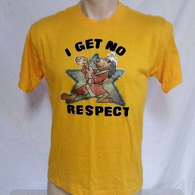 Vtg 70S Hong Kong Phooey T Shirt Hanna Barbera Cartoon Original 50 50 Dog Large