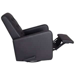 Kidiway Condo Swivel Nursery Glider - Java