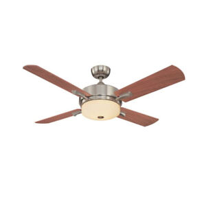 Canarm CF52 Ceiling Fan in Brushed Nickel