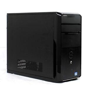 Dell Vostro 230 Intel Quad core Q6600 @ 2,40 GHz,