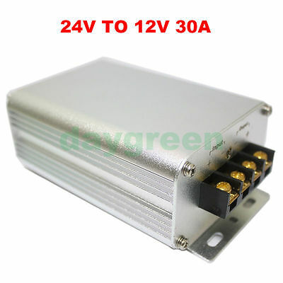 24v To 12v Step Down Dc Dc Converter Voltage Regulator 60a 40a 30a 20a 10a 5a