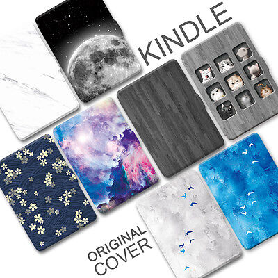 NEW Original Leather Cover Case Stand for Amazon Kindle Paperwhite,Kindle voyage