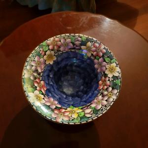 Maling ware fruit bowl. Embleton Bayswater Area Preview