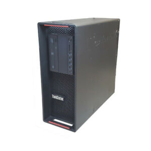 Hard Core Lenovo P500 Workstation E5 1650 v3! 48gb ddr4!256 SSD