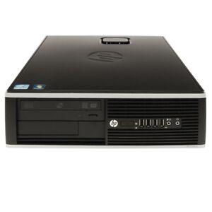 Ordinateur HP i5 2400 4go mém. 500go hdd Windows 10 office 16
