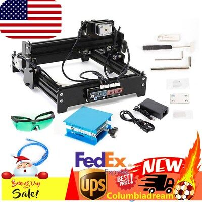 10w 1420 Cnc Carve Machine Diy Usb Laser Engraving For Marking Ceramics Stone.