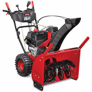 30 inch snow blower for sale good condition