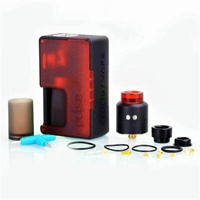VANDY VAPE Pulse BF Kit 100% Original Authentic E-Cig Vape E-Cigarette Vaping