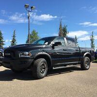 2016 RAM 1500 REBEL NEW DESIGN FACTORY CUSTOM BUILT !! 16R15370 Edmonton Edmonton Area Preview