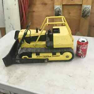 Vintage Mighty Tonka Tin Toy T9 Dozer Regina Regina Area image 1