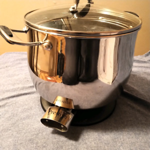 Prestige Electric Pot with Strainer