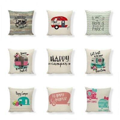 Camper Decorating Ideas (UK CAMPING CUSHION COVER 17