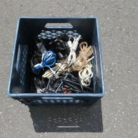 Box of electrical