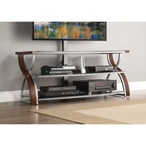 Whalen Nova  3-in-1 TV Stand for TVs Up To 60-65in -NEW IN BOX