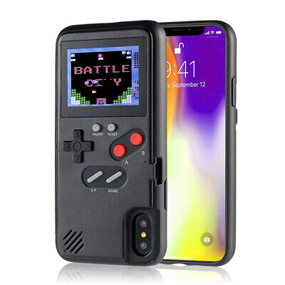 US Gameboy Phone Case Cover 36 Retro Video Game Color Display for iPhone7/8/X/XS Color Cell Phone Cover Case