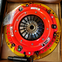 McLeod rst mustang clutch
