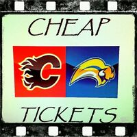 ★★ FLAMES vs. SABRES Dec 10 ★★ ● ● HARD COPY TIX ● ●