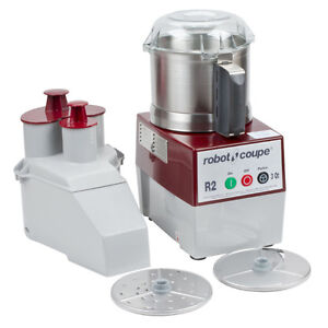 Robot Coupe R2N Ultra Combination Continuous Feed Food Processor