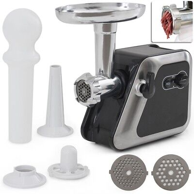 2000W 2 Speed Portable Electric Meat Grinder Sausage Maker Stuffer Meat Poultry