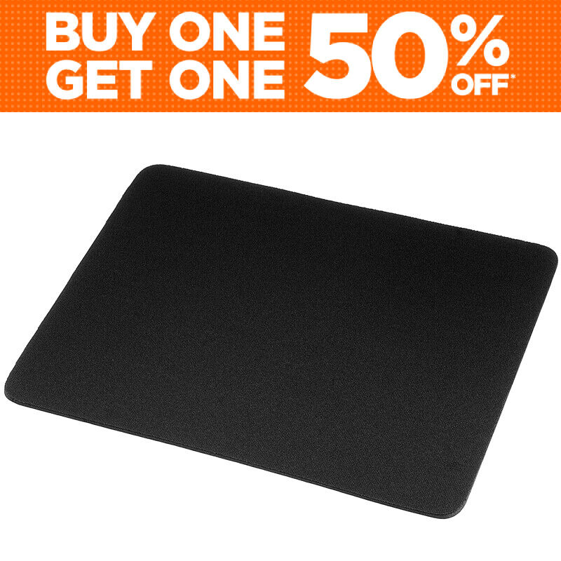 Mouse Mat Mice Pad Non-Slip Waterproof PC Computer Laptop Of